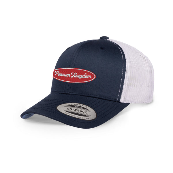 Possum Kingdom Trucker Cap
