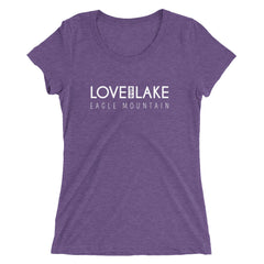 Love Our Eagle Mountain Lake Women's T-Shirt