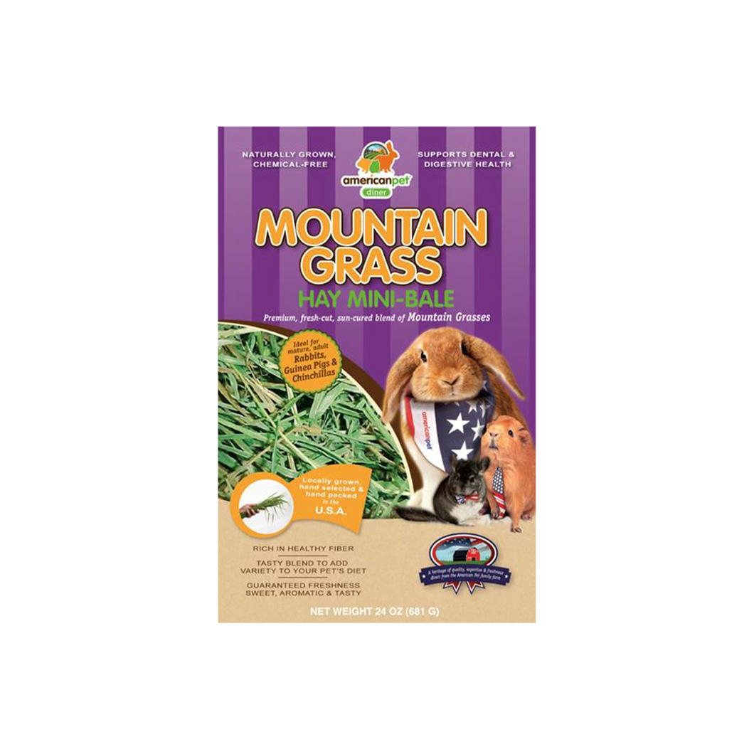 American Pet Mountain Grass™ Hay