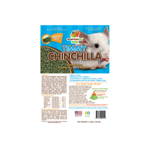 American Pet Timmy™ Chinchilla Pellet