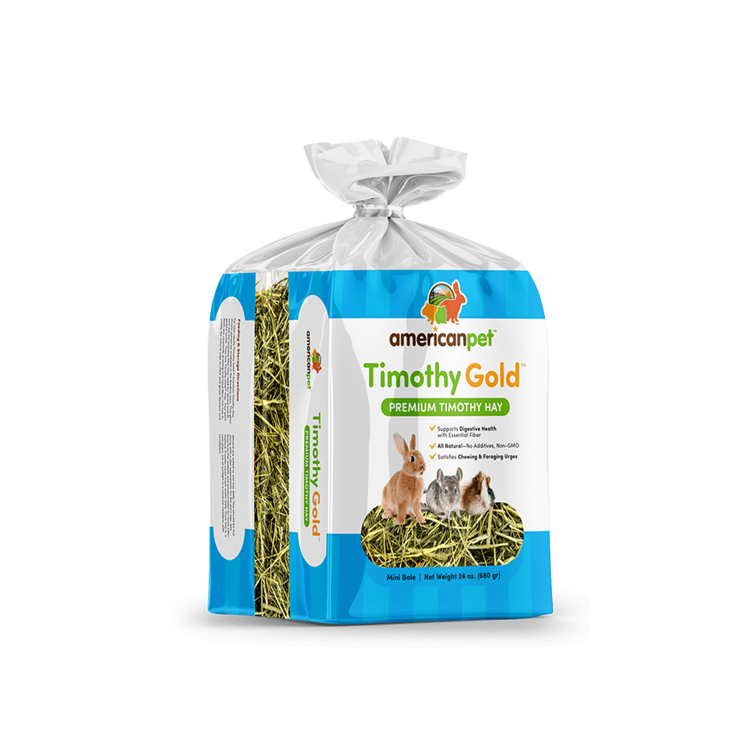 American Pet Timothy Gold™ Hay