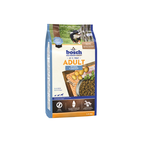 bosch HPC Adult Fish & Potato