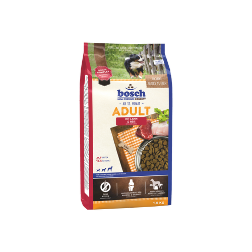 bosch HPC Adult Lamb & Rice