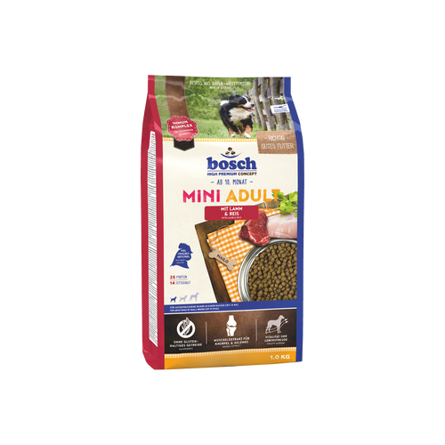 bosch HPC Mini Adult Lamb & Rice
