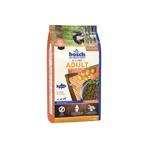 bosch HPC Adult Salmon & Potato