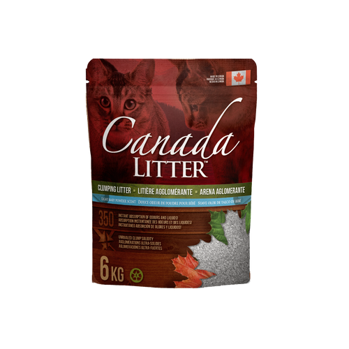 Canada Litter™ - Baby Powder