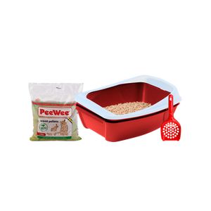 PeeWee™ StartSet EcoBasic Red/White