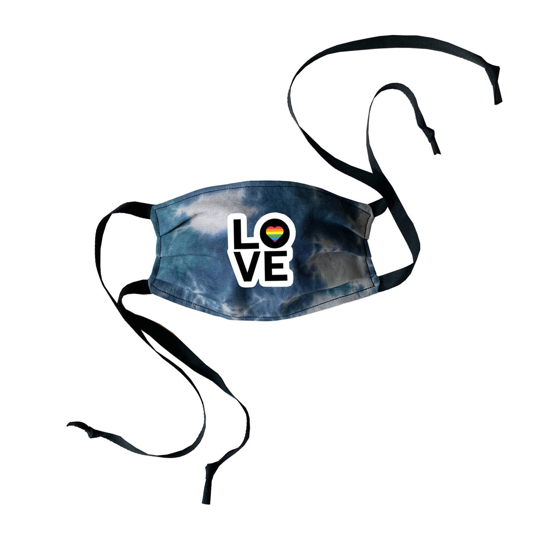 Love is Love Mask