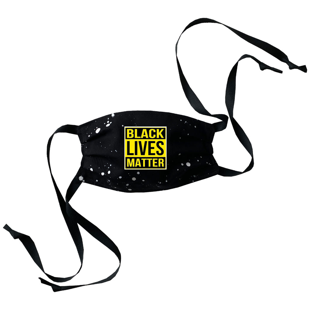 BLACK LIVES MATTER II Mask