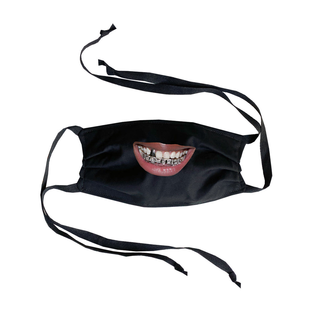 Country Grammar Mask - The Celebrity Grillz Collection