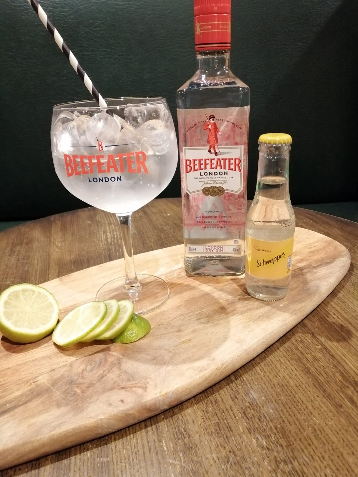 Beefeater & Tonic Box