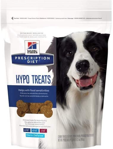 Hill's Canin Biscuit hypoallerg. 12oz pour chien