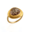 Magnificent Andalusite Gold Ring