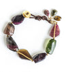 Colorful Tourmaline Bracelet