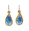 Ocean Tanzanite Earrings