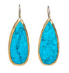 Extreme Turquoise Earrings
