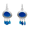 Agat Twist Earrings