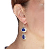 True Destiny Lapis Earrings