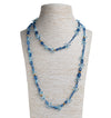 Blue Mingling Necklace