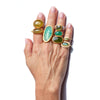 Chic Tourmaline Ring