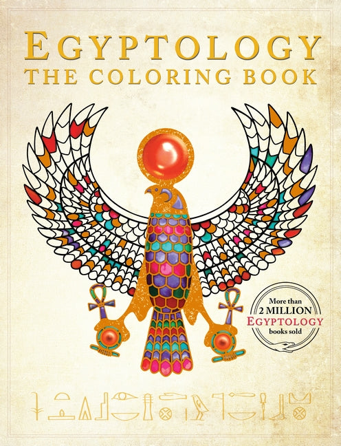 Egyptology: The Coloring Book