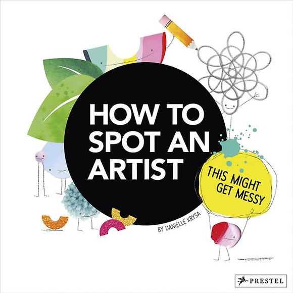 How to Spot an Artist This Might Get Messy