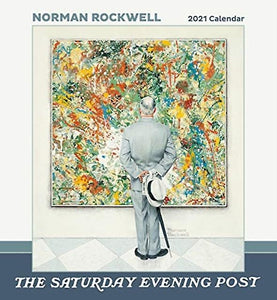 Norman Rockwell 2021 Saturday Evening Post Wall Calendar
