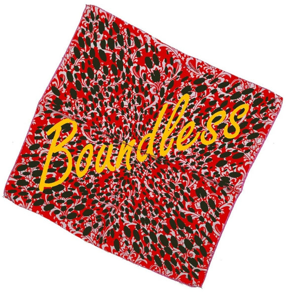 Boundless Silk Scarf