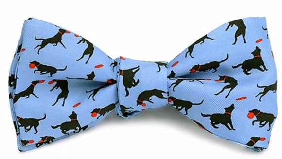 Disc Dogs Bow Tie