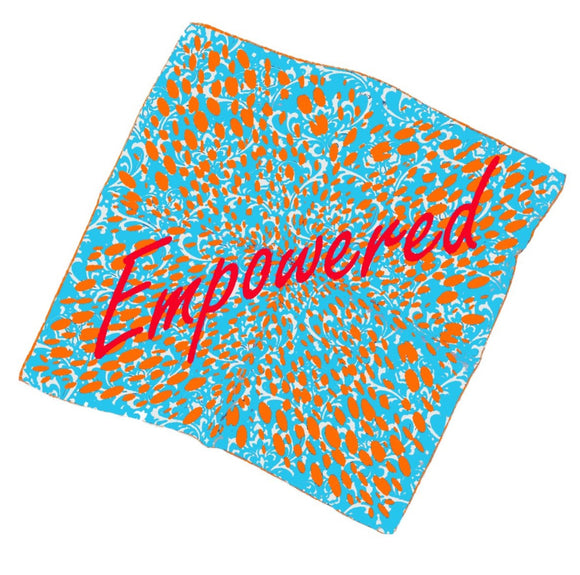 Empowered Silk Scarf