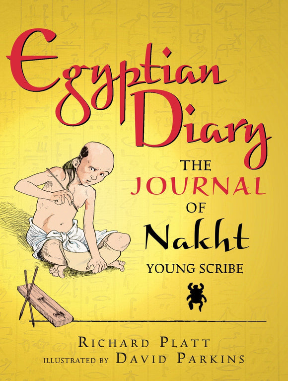 SALE-Egyptian Diary: The Journal of Nakht
