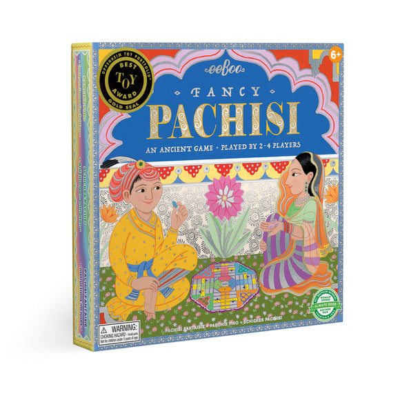 Fancy Parchisi Game