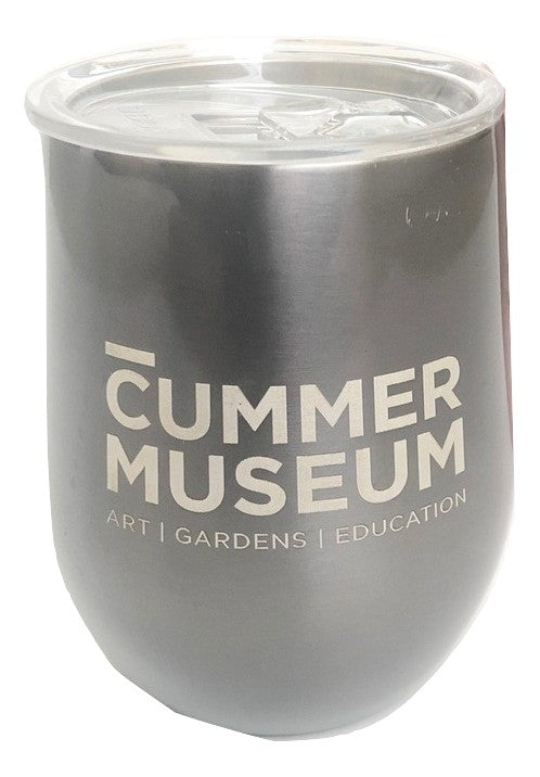 Cummer Museum Gunmetal Stemless by Corkcicle