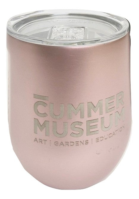 Cummer Museum Rose Stemless by Corkcicle