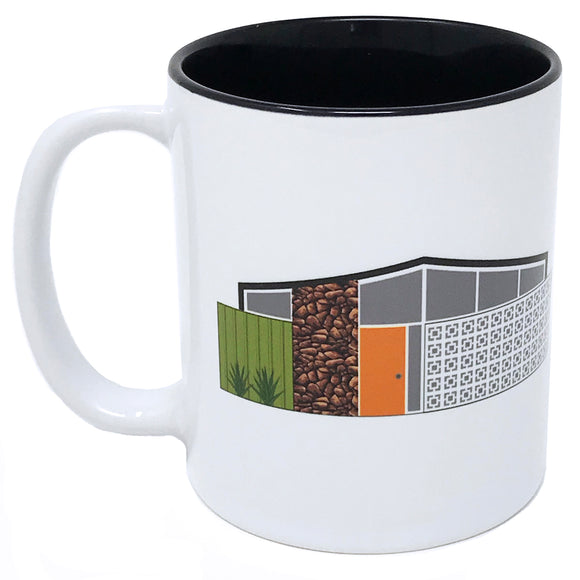 Twin Palms House Mug