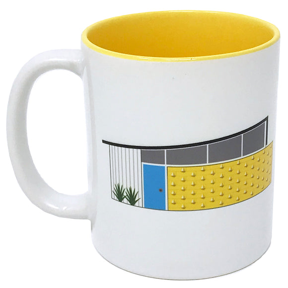Wedge House Mug