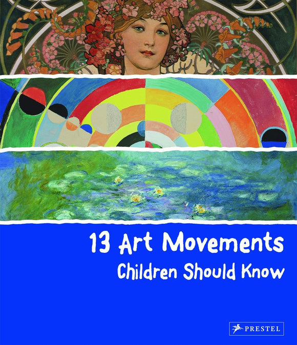 13 Art Movements Children Should Know