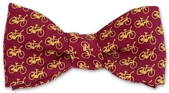 Bikes In Motion Bow Tie