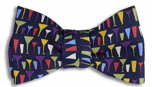Mod Cocktail Bow Tie