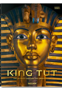 SALE- King Tut. The Journey through the Underworld.