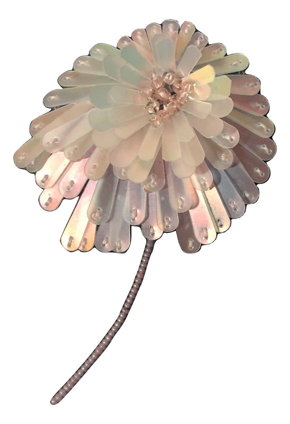 Chrysanthemum Embellished Pin