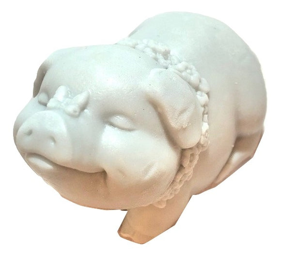 Little Piggy Irish Donkey Milk Soap 2-Pack