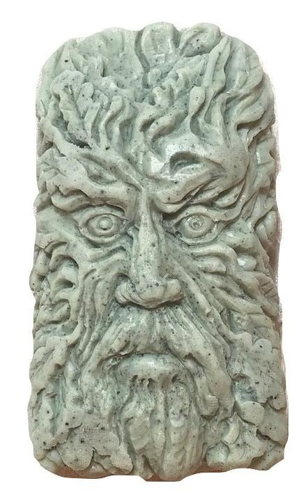 Green Man Irish Donkey Milk Soap