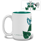 Charley Harper Little Sipper Hummingbird Mug