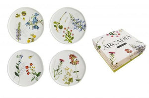 Arcadia Plates Set of Four