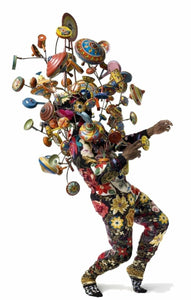 Nick Cave -  Tin Toy Soundsuit Magnet