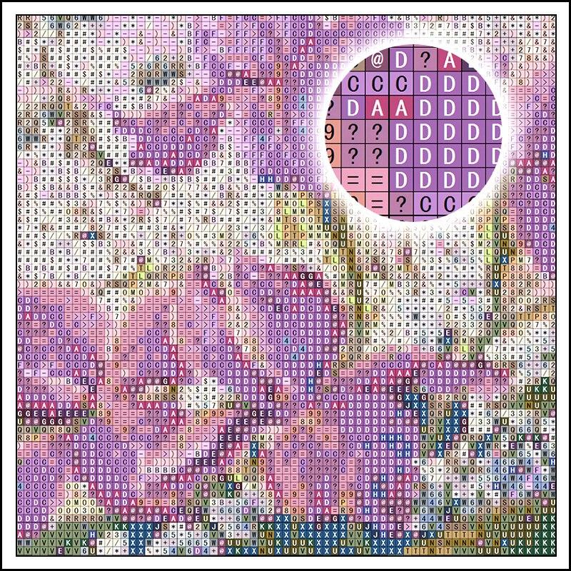 Buddha & orchid Religion DIY 5D Cross Stitch Full Square Round Diamond Painting