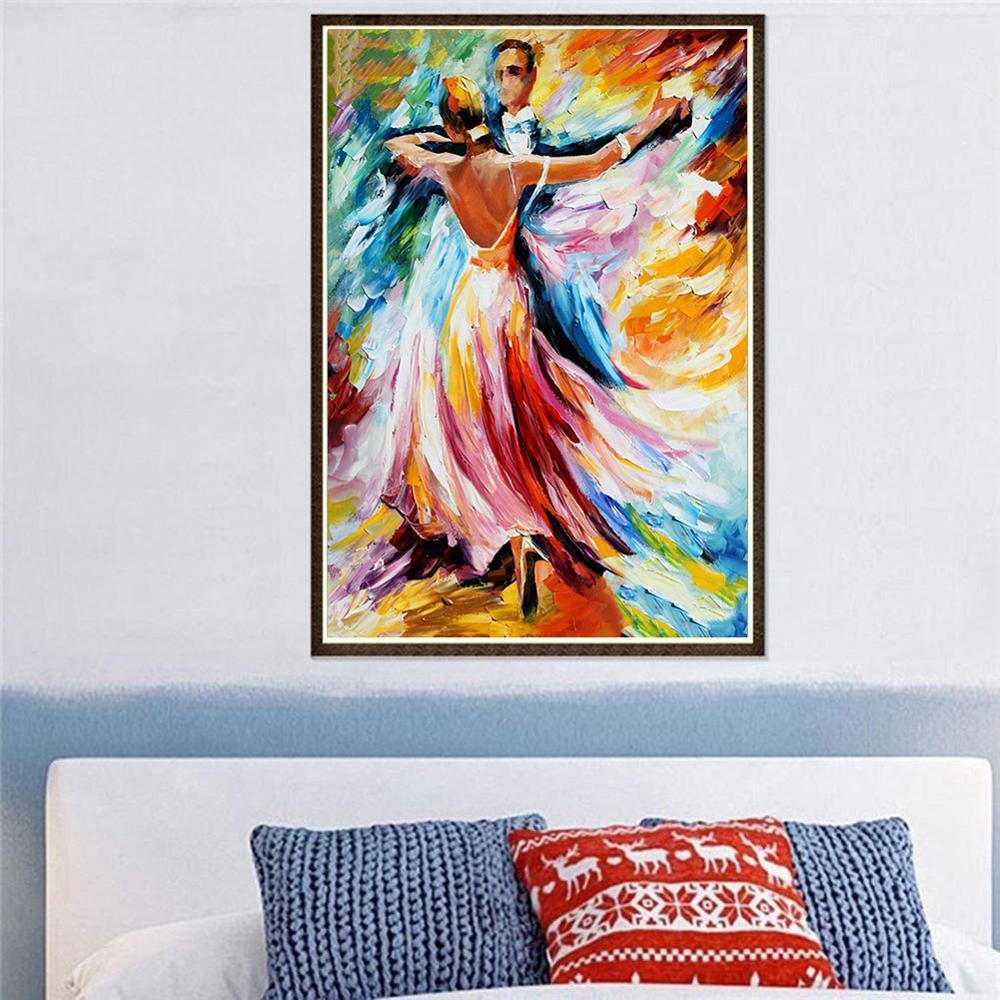 Couple dancing DIY 5D Cross Stitch Full Square Diamond Painting
