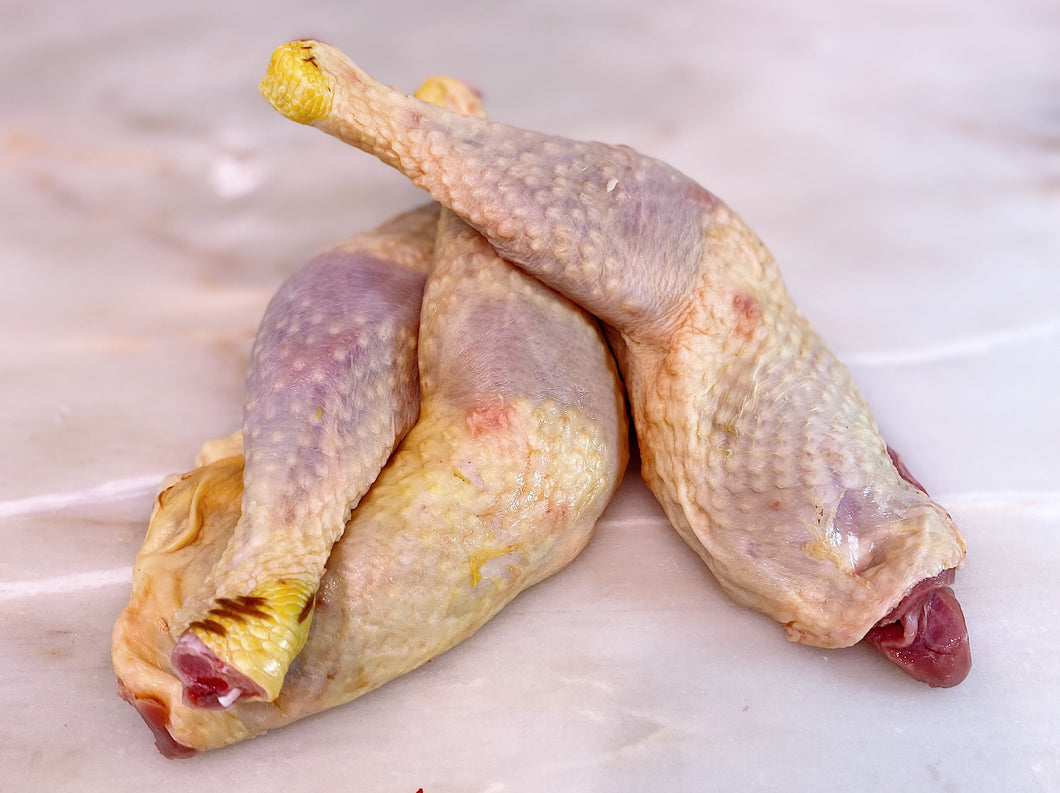 Free-Range Chicken Leg