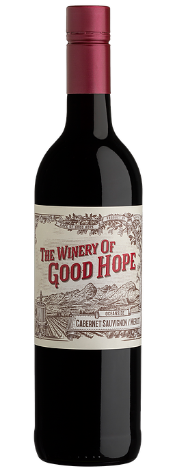 The Winery of Good Hope Cabernet Sauvignon Merlot